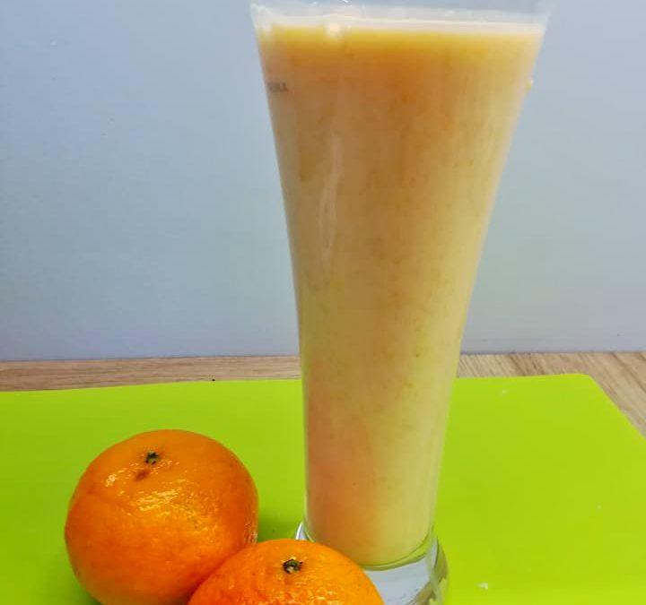 Koktajl mandarynkowy
