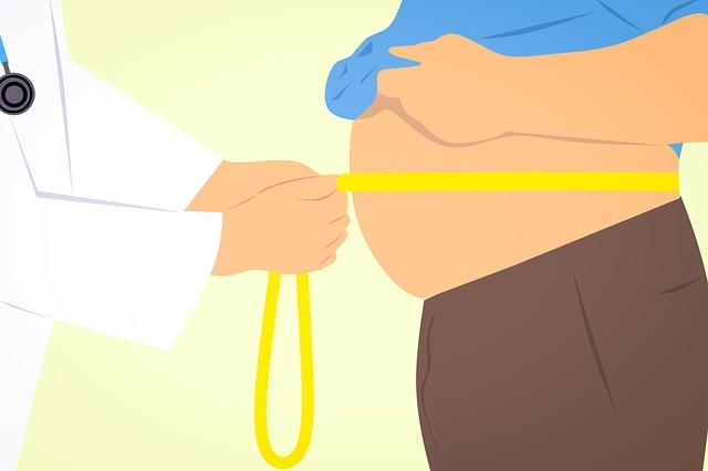 Uwaga na nadwagę i otyłość u dzieci !!!